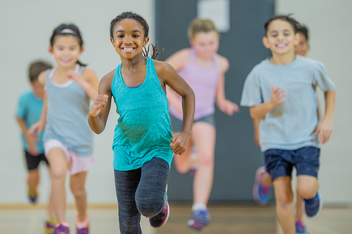 a paper on physical fitness and physical education in schools Spark strongly supports academic learning and healthy students through quality, daily physical education for grades prek-12 and, spark realizes that in many schools, physical education and physical activity time are inadequate - totaling far below the recommended 60 minutes a day.